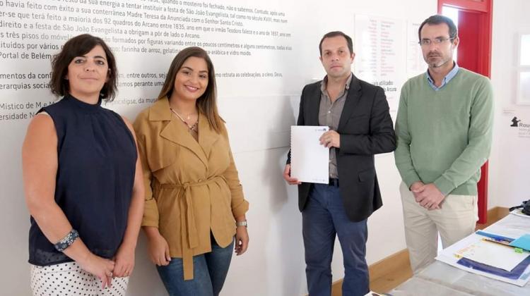 Projeto de PAP implementada  no Museu Casa do Arcano na Ribeira Grande
