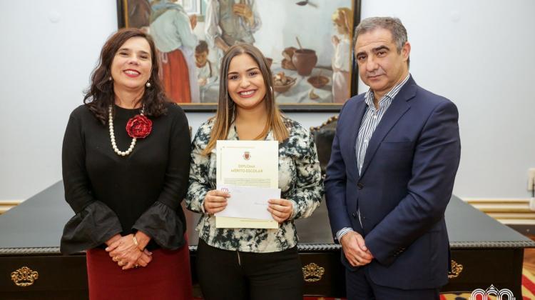 Prémios de Mérito Câmara Municipal de Ponta Delgada